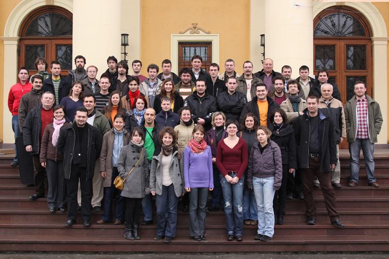 A Székelyföldi Filharmónia tagjai